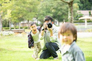 家族 カメラ