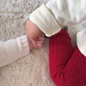 手 赤ちゃん ONE ワン