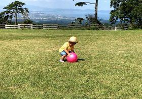鳥取県西部 大山まきばみるくの里に家族で行ってきました!