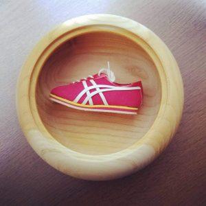 アシックス 神戸ミュージアム 靴